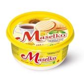 Маргарин мягкий Маселко (Maselko) Нежный 25% 245г – ИМ «Обжора»