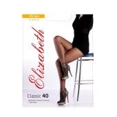 Колготи ELIZABETH Classic  40 cappuccino, 2р, – ІМ «Обжора»