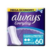 Прокладки ежедневные Олвейс (Always) Every day Normal  60шт – ИМ «Обжора»