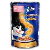 Корм Феликс (Felix) курица/морковь в желе 100г – ИМ «Обжора»