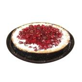 Торт Песочный Тарт с вишней – ИМ «Обжора»