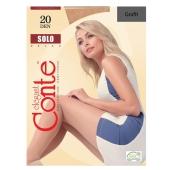 Колготки  Конте (Conte) SOLO 20, р.3, grafit – ИМ «Обжора»
