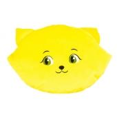 Подушка Кошка-Смайл Счастливый ПД-0201 – ИМ «Обжора»