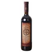 Вино Гелати (Gelati) Алазанская долина красное п/сл. 0,75л – ИМ «Обжора»