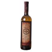 Вино Гелати (Gelati) Цинандали белое п/сл  0,75л – ИМ «Обжора»