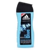 Гель Adidas Ice Dive для душа+шампунь+ср-во для умывания 250 мл – ИМ «Обжора»