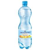 Вода Оболонська 1,0л лимон апельсин – ІМ «Обжора»