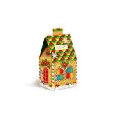 Подарок новогодний Рошен (Roshen) сладкий домик 249г – ИМ «Обжора»
