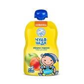 Пюре Чудо-Чадо 90г яблуко персик д/п – ІМ «Обжора»