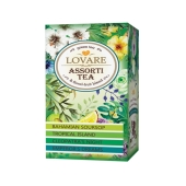 Чай Ловаре (Lovare) Зеленый Ассорти 24п*2г – ИМ «Обжора»