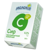 Творог Молокия 200г 0,2% – ИМ «Обжора»
