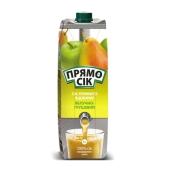 Сок Прямо сок яблочно-груша 1л – ИМ «Обжора»