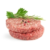 Котлета для гамбургера – ИМ «Обжора»