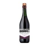 Вино игристое Стеллисимо Фраголино Россо 0,75л кр. п/сл – ИМ «Обжора»