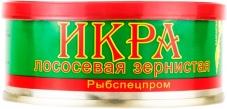 Икра лососевая, 100 г (Рыбспецпром) – ИМ «Обжора»