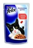 Корм Феликс 100г д/кошек курица с томатом ИМП – ИМ «Обжора»