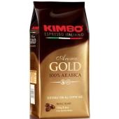 Кофе Kimbo Aroma Gold 250г зерно Новинка – ИМ «Обжора»
