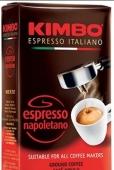 Кофе Kimbo Espresso Napoletano 250г молотый Новинка – ИМ «Обжора»