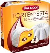 Торт Balocco 400г шоколад сливки – ИМ «Обжора»