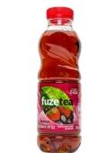 Чай Fuzetea 1,5л чорний зі смаком лісовоі ягоди та гібіскуса – ІМ «Обжора»