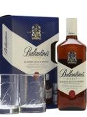 Віскі Ballantine`s Finest 700 мл 40% + 2 келиха Набір – ІМ «Обжора»
