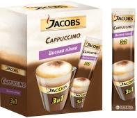 """*Кофе """"Якобз"""" 3-в-1, Капучино – ИМ «Обжора»"""