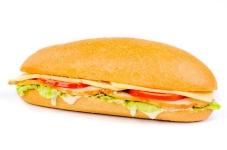 * Сендвич с курицей и сыром – ИМ «Обжора»