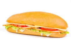 * Сендвич с курицей и сыром – ІМ «Обжора»