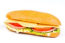 * Сендвич с ветчиной и сыром – ИМ «Обжора»