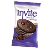 Кекс Invite шоколад – ИМ «Обжора»