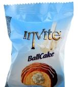 Кекс Invite BallCake – ИМ «Обжора»