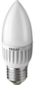 Лампочка Tesler LED TR-P-C37-6-4K-E27-FR Новинка – ИМ «Обжора»