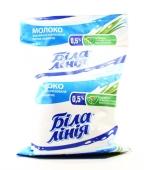 Молоко Біла Лінія 0,5% 900г т/ф – ІМ «Обжора»