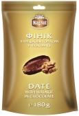 Конфеты MagNut 210г финик с грецким орехом в шоколаде – ИМ «Обжора»