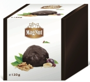 Конфеты MagNut 150г Chocksс арахисом и грецким орехом – ИМ «Обжора»