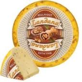 Сыр Ландана Walnut орех, Нидерланды – ИМ «Обжора»