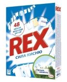 Стиральный порошок REX Горная свежесть 400 г автомат ИМП – ИМ «Обжора»