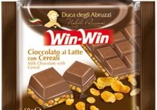 Шоколад WIN-WIN 60г молочный с хлопьями – ИМ «Обжора»