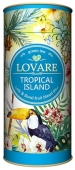 Чай Lovare 80г Тропический Остров Новинка – ИМ «Обжора»