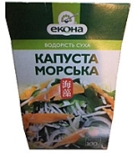 Морська капуста Екона 25г Ламинария – ІМ «Обжора»