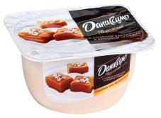 Десерт Данон Даниссимо 3,2% 125г соленая карамель – ИМ «Обжора»
