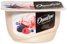Десерт Данон Даниссимо 3,2% 125г ягодне морозиво – ИМ «Обжора»