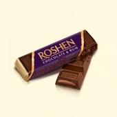 "Батончик ""Рошен"",  ""Шоколад-ром"" – ИМ «Обжора»"