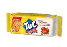 Крекер ТУК 100гр томат травы Новинка – ИМ «Обжора»
