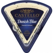 Сыр Данаблю Экстра 60% Castello, 100 г – ИМ «Обжора»