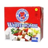 Сыр Джерман Вайт комби 500г Германия – ИМ «Обжора»