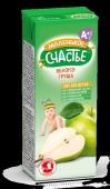 Сік Маленьке щастя 200г яблуко-груша – ІМ «Обжора»