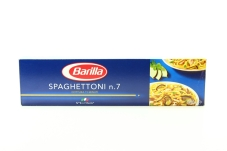 Макароны Барилла 500г N7 спагеттони – ІМ «Обжора»