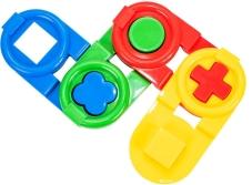 Іграшка-пазл Дитяче Доміно 39357 – ІМ «Обжора»