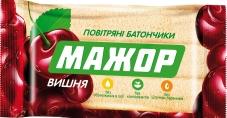 Печенье АВК 196г Мажор вишня Новинка – ИМ «Обжора»